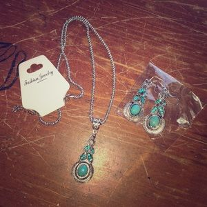 Turquoise Fashion Jewelry